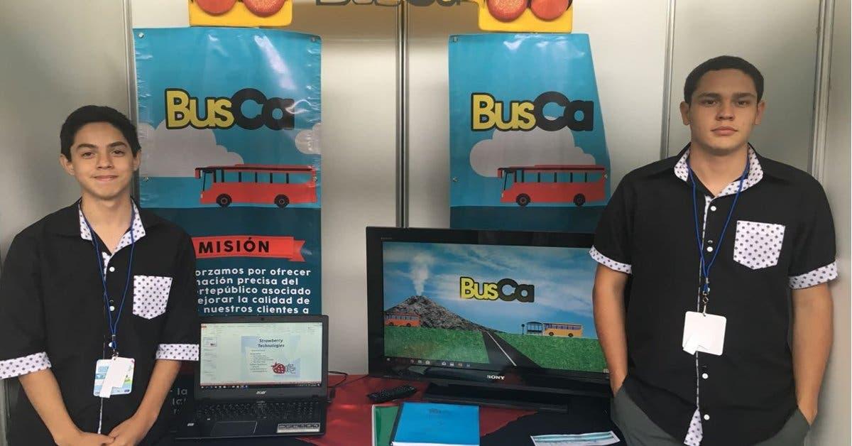 Estudiantes crean app que localiza el autobús en tiempo real