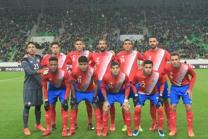 La Selección Nacional tiene el segundo equipo de mayor edad en el Mundial de Rusia