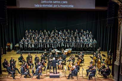 Orquesta y Coro Sinfónico deleitarán con presentaciones gratuitas