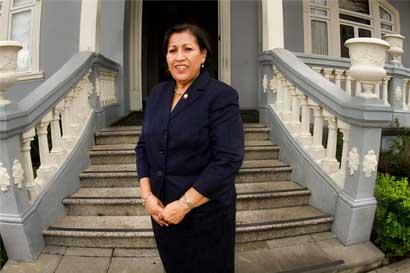Diputada pide idoneidad y paridad de género para elección de magistrados