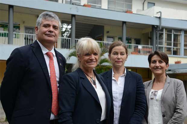 UCR firma convenio de cooperación marina con Sociedad Cousteau