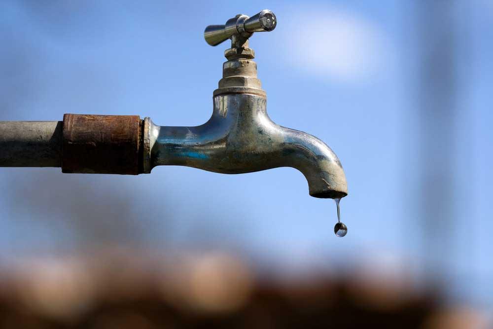 Montes de Oca estará sin agua mañana en la tarde