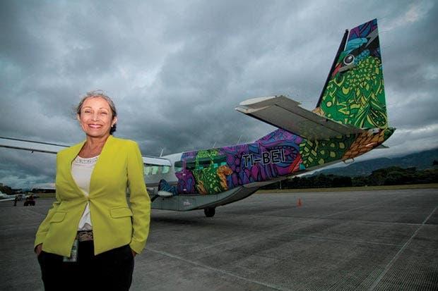 """Directora de Nature Air: """"En 2018 nos consolidaremos en el mercado local"""""""
