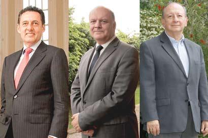 """PLN, PUSC y Republicano """"pescan"""" en el mismo estanque"""
