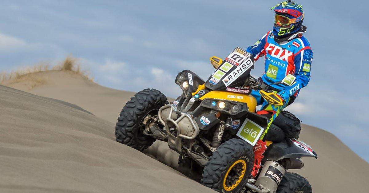 Primer tico en el Rally Dakar buscará castigar las dunas