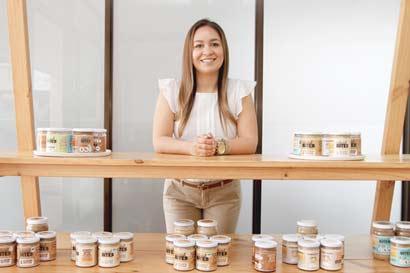Pyme se posiciona en el mercado con mantequillas naturales