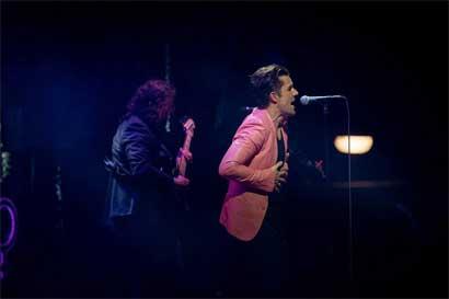 The Killers se presentarán en de marzo en Parque Viva