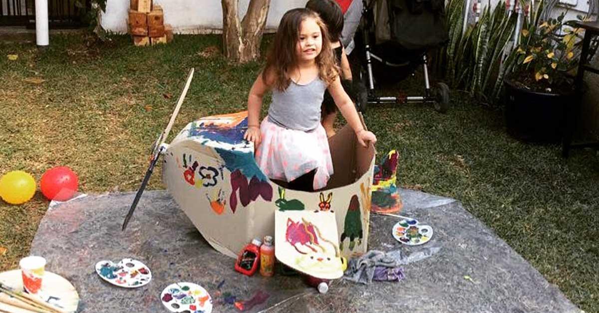 Primer centro cultural infantil abrió sus puertas en Escalante