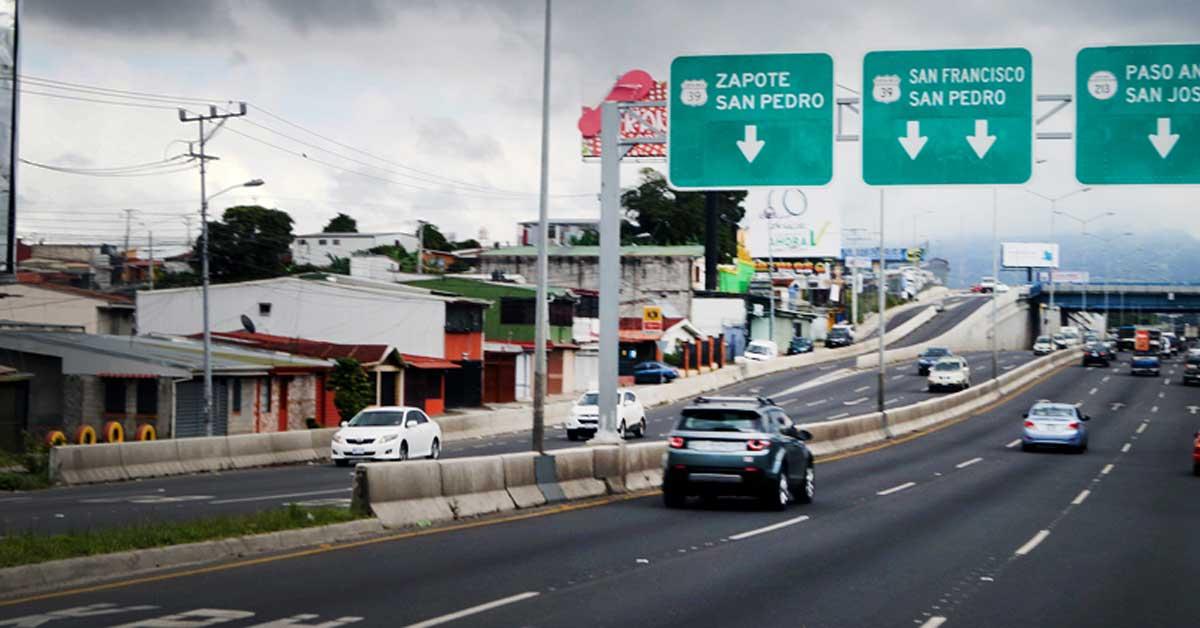 Paso a desnivel en Paso Ancho tendrá cierre parcial el domingo