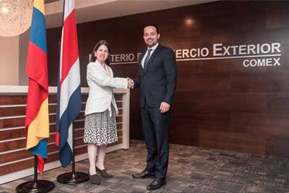 Costa Rica actualiza su TLC con Colombia
