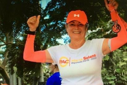 Aspirante a diputada urge creación de una política para promover actividad física