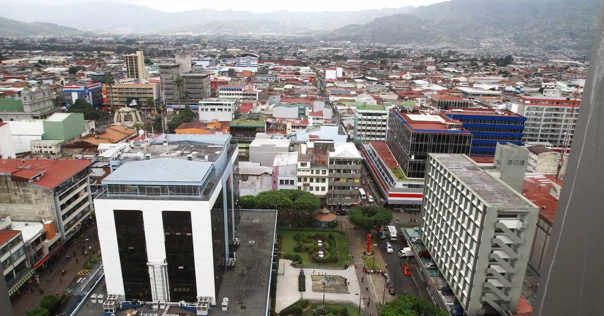 """San José es la ciudad más """"inteligente"""", según índice nacional"""
