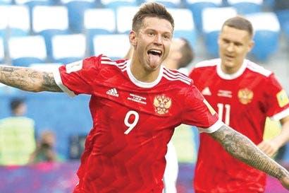 Rusia apunta a ser el peor anfitrión de un Mundial