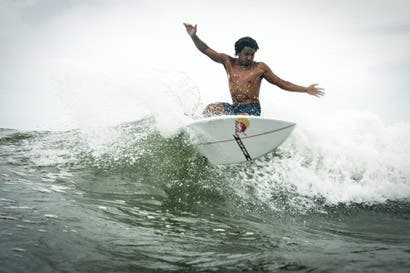 Costa Rica entregará sus premios Óscar a lo mejor del surf