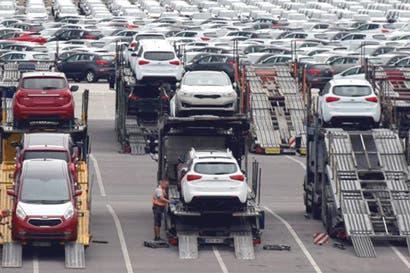 Caída de ventas de automóviles en EE.UU. no preocupa al mercado