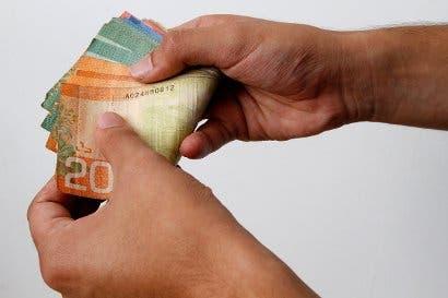 Gobierno deposita hoy casi ¢206 mil millones en aguinaldos