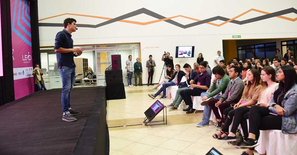 Univesidad LEAD albergará actividad gratuita para motivar emprendedores