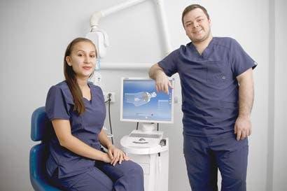 Nuevo escáner acorta a horas el reemplazo de pieza dental