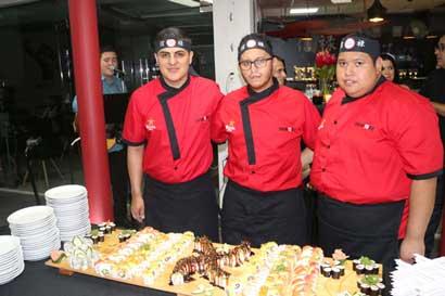 Sushi to Go inagura tres locales más este mes