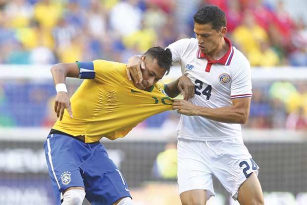 """Neymar sobre el Mundial: """"El Brasil que todos respetan está de vuelta"""""""