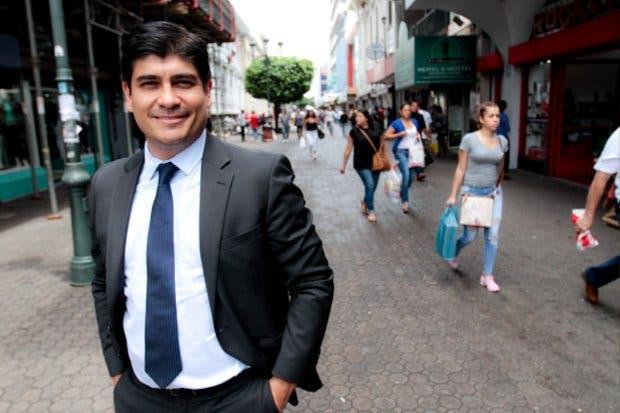Carlos Alvarado promete tres acciones para frenar el desempleo