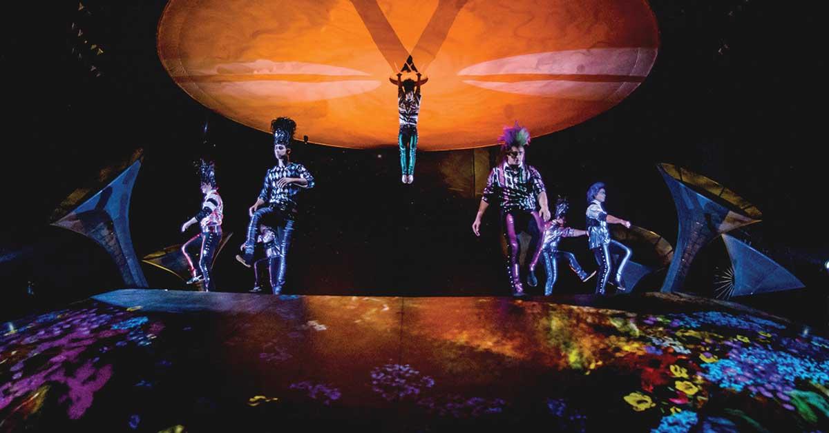 Entradas para el Cirque du Soleil se venden rápido