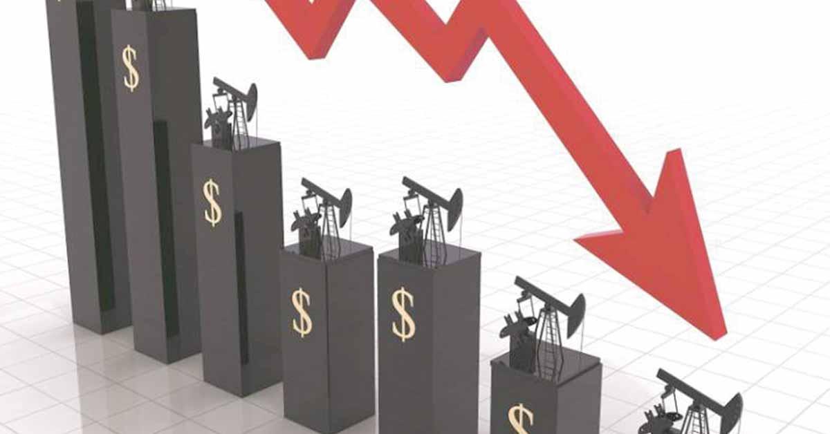 Petróleo cae tras datos de aumento en inventarios de gasolina