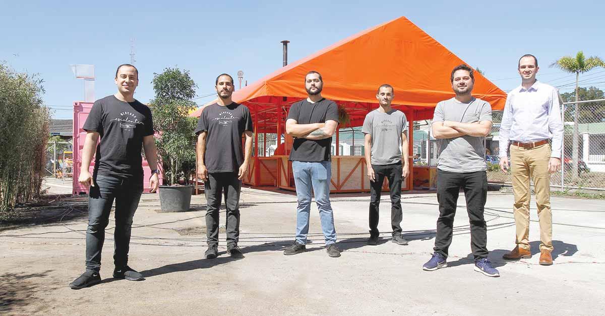 El Mercado de Escalante abrirá la próxima semana