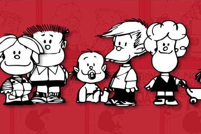 """Exhibición """"El mundo según Mafalda"""" regresa a Costa Rica"""