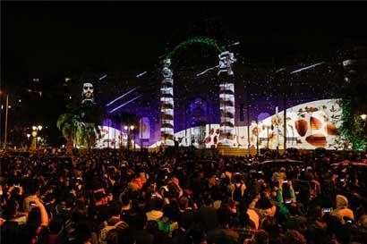 Escuela Metálica albergará este sábado show de luces único en el país