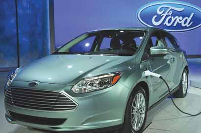 Ford mudará producción de camioneta eléctrica de EE.UU. a México