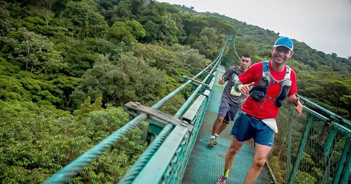 Carrera por copa de los árboles buscará reactivar el sector turístico en Monteverde