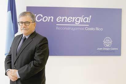 Gobierno de Juan Diego Castro sería muy frágil en el Congreso