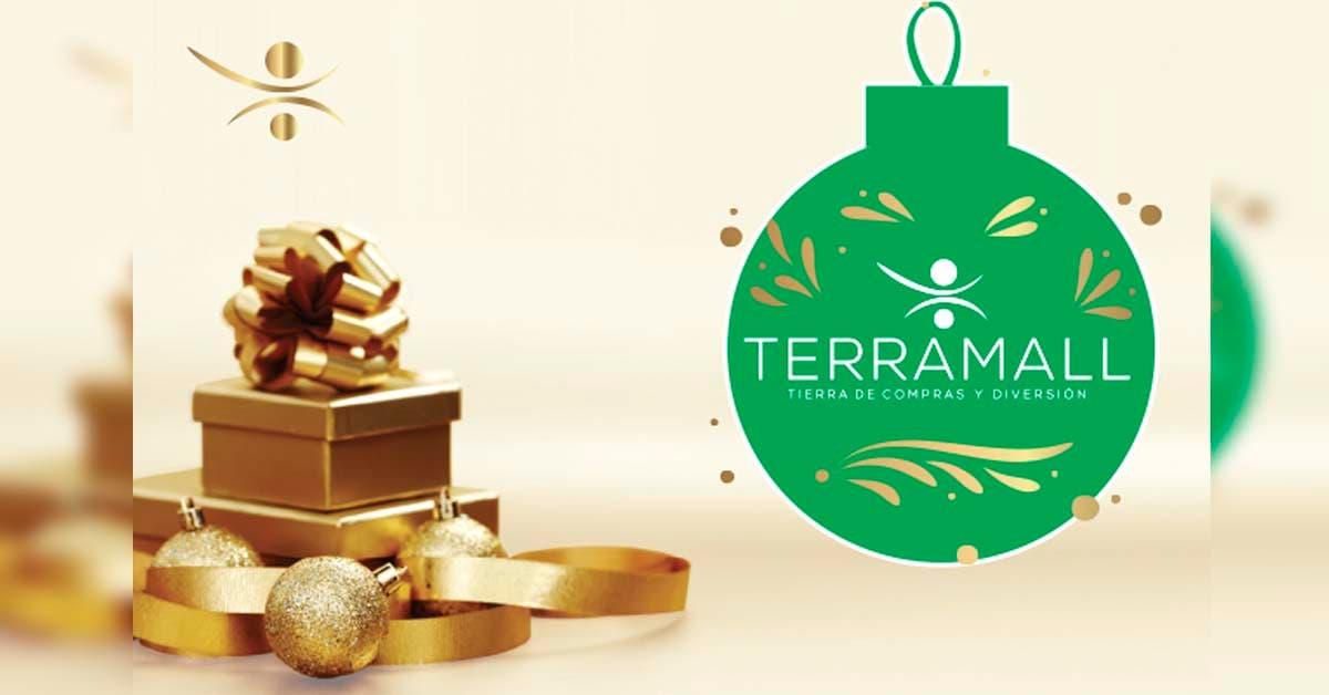 TerraMall le ofrece promociones y actividades navideñas