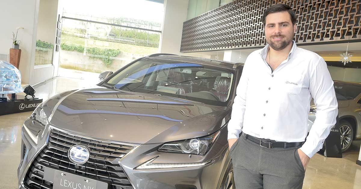 Nuevo Lexus NX renovó su imagen y tecnología