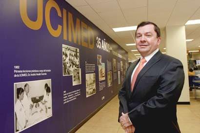 Ucimed abrirá especialidades a estudiantes de otras universidades