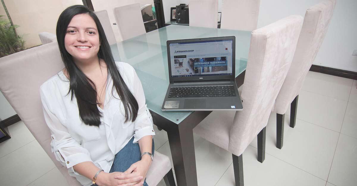 Plataforma digital conecta diseñadores y artesanos con consumidores