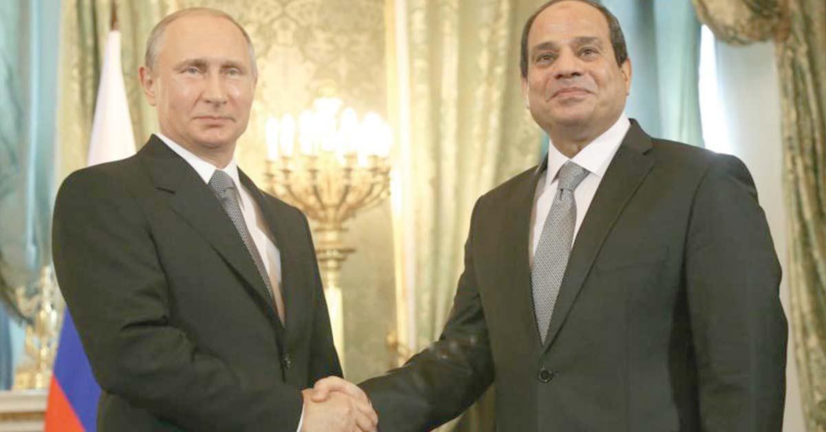 Rusia firmará acuerdo nuclear de $30 mil millones con Egipto