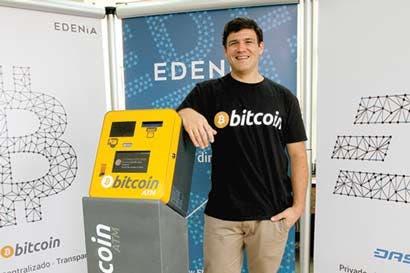 San José recibirá primer cajero de bitcóin