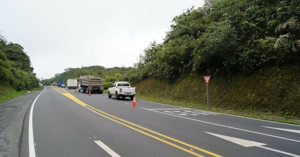 Ruta 32 estará cerrada durante la noche