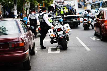 Noviembre dejó 180 multas diarias por mal estacionamiento