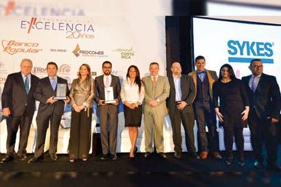 SYKES recibe galardón a la Excelencia por el enfoque en su recurso humano, sus clientes y sus mercados