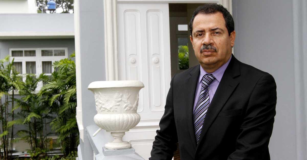 "Mario Redondo: ""Ministra de Justicia no le conviene a ILANUD"""
