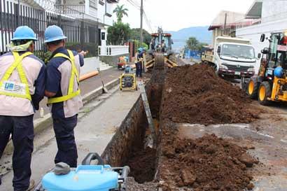 Más de 13 mil habitantes de la provincia Heredia estarán sin agua mañana