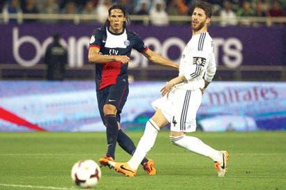 PSG es el coco del Real Madrid en torneos europeos