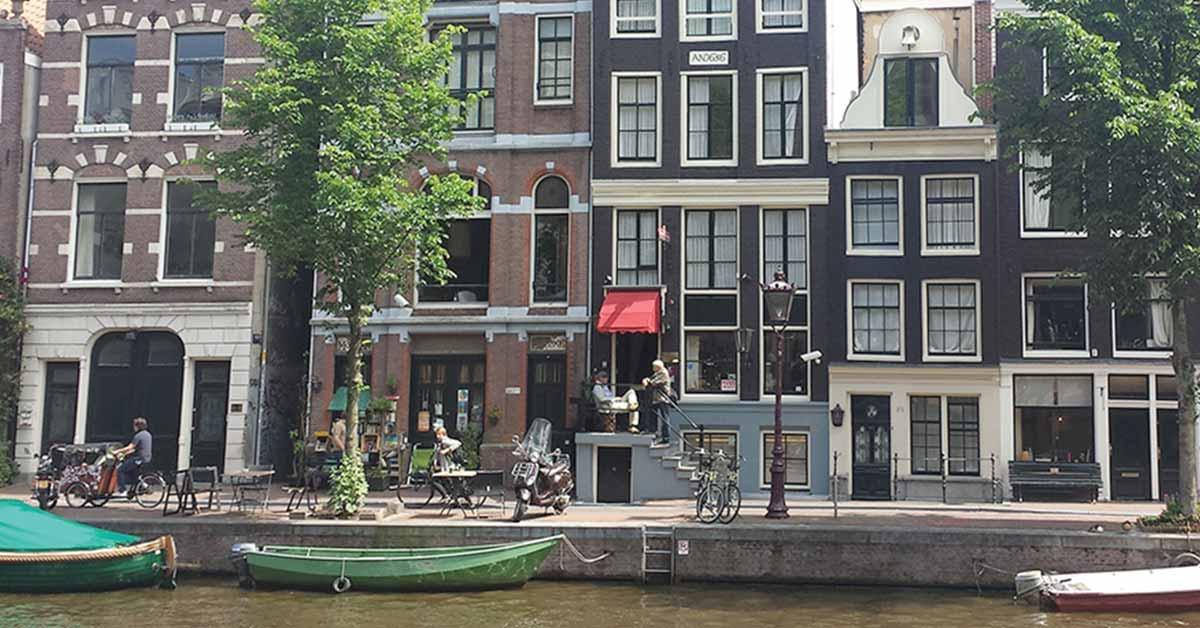 Brexit genera problemas de escasez de viviendas en Ámsterdam