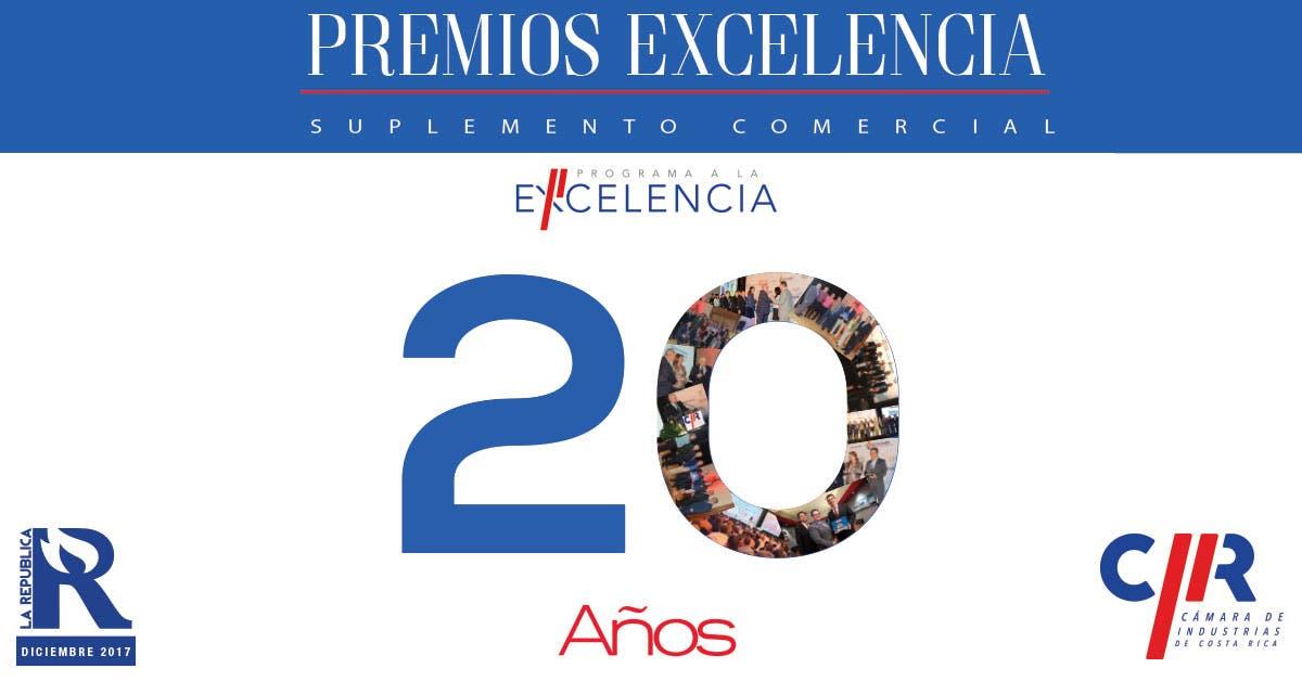 Suplemento Premios Excelencia 2017