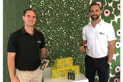 Emprendedores lanzan bebida energética a base de café