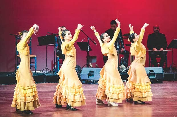 """Al Ándalus presenta """"Delirio"""" al ritmo de flamenco"""