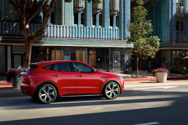 Jaguar E-Pace, al acecho del mercado del SUV compacto